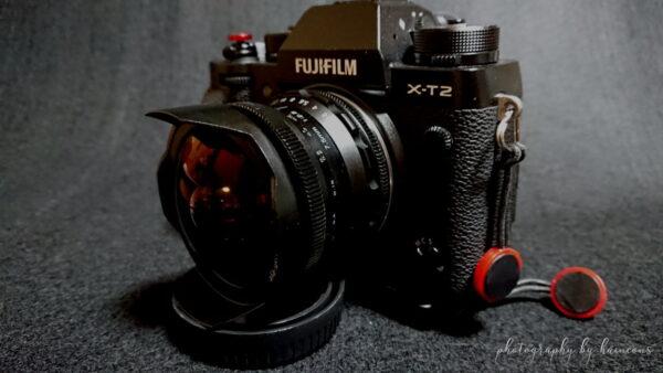 X-T2 + Pergear 7.5mm F2.8